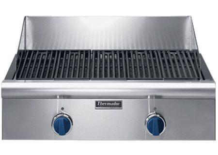 Thermador PB30BS 30 Indoor Gas BBQ Grill PB30BS Abt