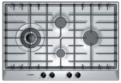 Bosch - PCK755UC - Gas Cooktops