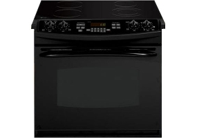 GE - PD900DPBB - Slide-In Electric Ranges