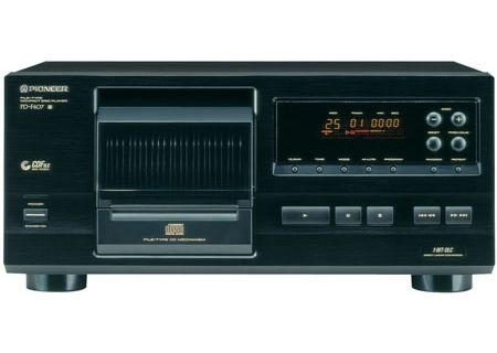 Pioneer - PDF407 - CD Players