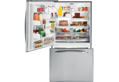 GE - PDSS5NBXLSS - Bottom Freezer Refrigerators