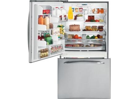 GE - PDSS5NBXLSS - Bottom Freezer Refrigerators