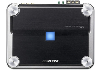 Alpine - PDX-5 - Car Audio Amplifiers