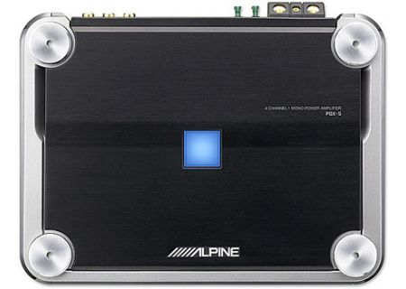 Alpine - PDX-5 - Car Audio Amplifiers