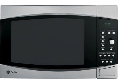 GE - PEB1590SMSS - Countertop Microwaves