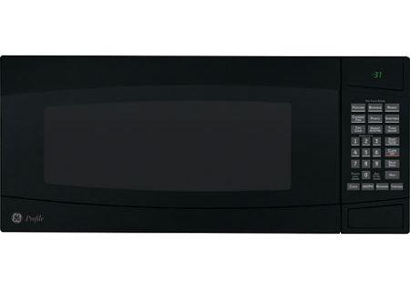 GE - PEM31DMBB - Built-In Microwaves With Trim Kit