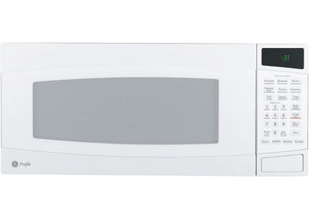 GE - PEM31DMWW - Built-In Microwaves With Trim Kit