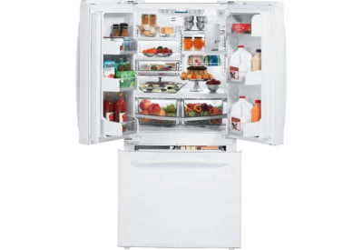 GE - PFSF2MIXWW - Bottom Freezer Refrigerators