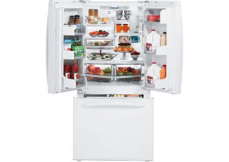 GE - PFSF2MIXWW - Bottom Freezer Refrigerators