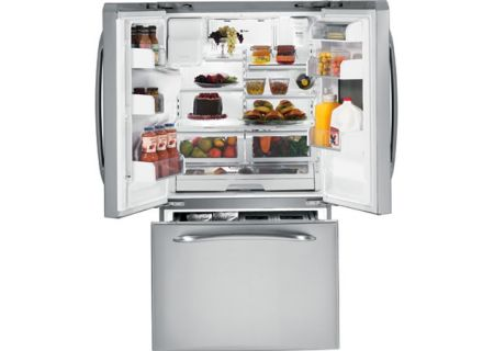 GE - PFSS6SMXSS - Bottom Freezer Refrigerators