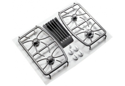 GE - PGP989TNWW - Gas Cooktops