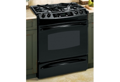 GE - PGS908DEPBB - Slide-In Gas Ranges