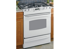 GE - PGS908DEPWW - Slide-In Gas Ranges