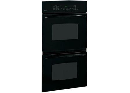 GE - PK956DRBB - Double Wall Ovens