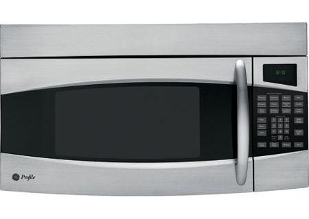 GE - PNM1871SMSS - Over The Range Microwaves