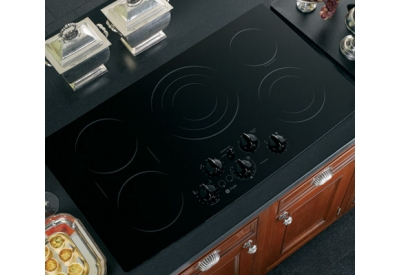 GE - PP962BMBB - Electric Cooktops