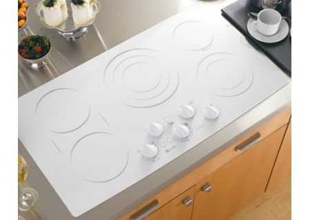 GE - PP962TMWW - Electric Cooktops