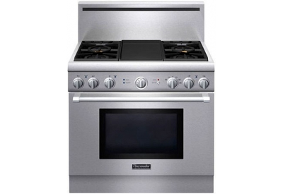 Thermador - PRD364GDHU - Dual Fuel Ranges