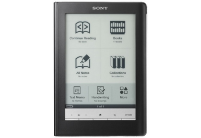 Sony - PRS-600BC - Digital Readers