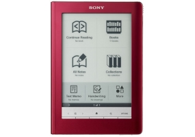 Sony - PRS-600RC - E-Readers