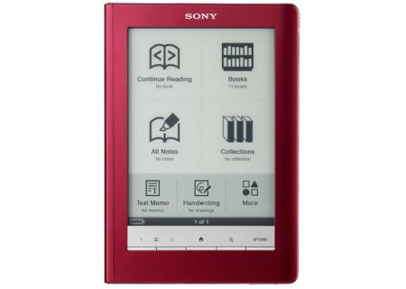Sony - PRS-600RC - Digital Readers