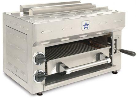 BlueStar Stainless Steel Salamander Broiler - PRZSAL24