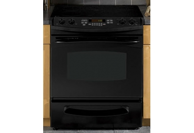 GE - PS900DPBB - Slide-In Electric Ranges