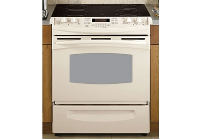 GE - PS900DPCC - Slide-In Electric Ranges