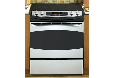 GE - PS900SPSS - Slide-In Electric Ranges