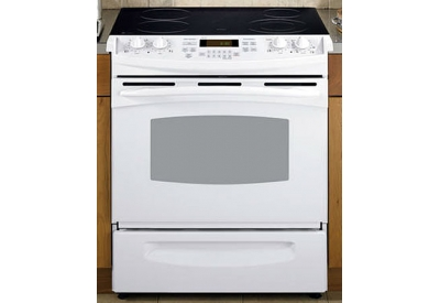 GE - PS900DPWW - Slide-In Electric Ranges