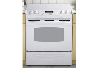 GE - PS905TPWW - Slide-In Electric Ranges