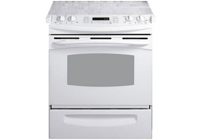 GE - PS968TPWW - Slide-In Electric Ranges