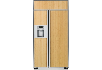 GE - PSB42YGXSV - Built-In Side-By-Side Refrigerators