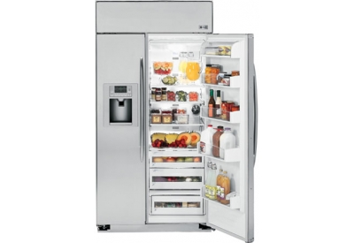 GE - PSB42YSXSS - Built-In Side-By-Side Refrigerators