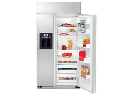 GE - PSB48LSRBV - Side-by-Side Refrigerators