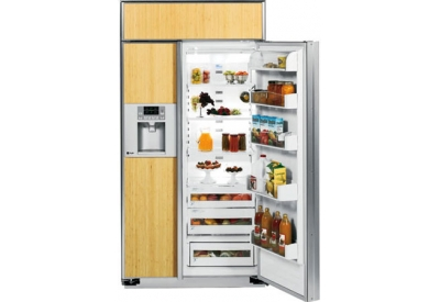 GE - PSB48YGXSV - Built-In Side-By-Side Refrigerators