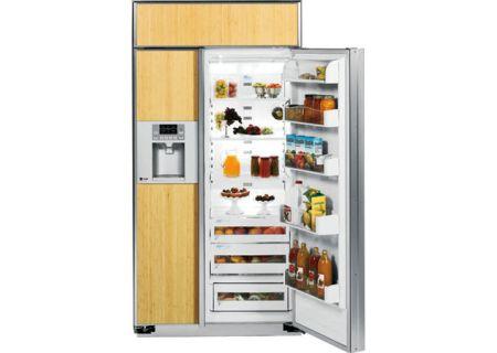 GE - PSB48YGXSV - Built-In Side-by-Side Refrigerators