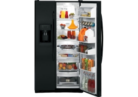 GE - PSCF3TGXBB - Side-by-Side Refrigerators