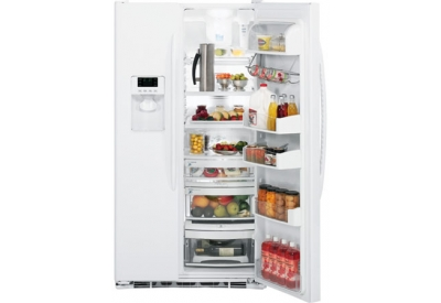 GE - PSCF3TGXWW - Side-by-Side Refrigerators