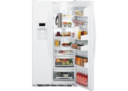 GE - PSCF3TGXWW - Side-by-Side Refrigerators