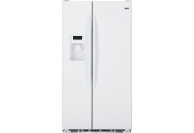 GE - PSCF5RGXWW - Side-by-Side Refrigerators