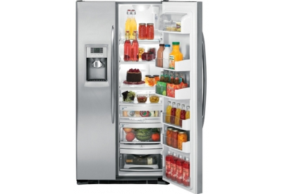 GE - PSCS5TGXSS - Side-by-Side Refrigerators