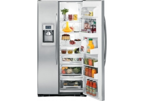 GE - PSDS5YGXSS - Side-by-Side Refrigerators