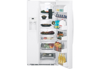 GE - PSF23MGWWW - Side-by-Side Refrigerators