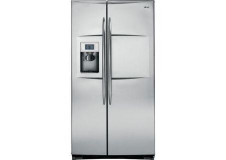 GE - PSFW3YGXSS - Side-by-Side Refrigerators