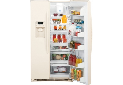GE - PSHF6RGXCC - Side-by-Side Refrigerators