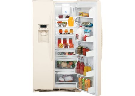 GE - PSHF6RGXCC - Side-by-Side Refrigerators