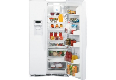 GE - PSHF6RGXWW - Side-by-Side Refrigerators