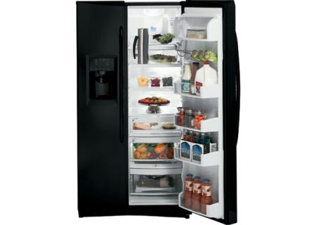 GE - PSHF6TGXBB - Side-by-Side Refrigerators
