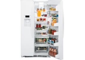 GE - PSHF6TGXWW - Side-by-Side Refrigerators